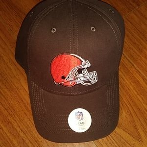 Cleveland Browns Adjustable Strap Hat Cap New